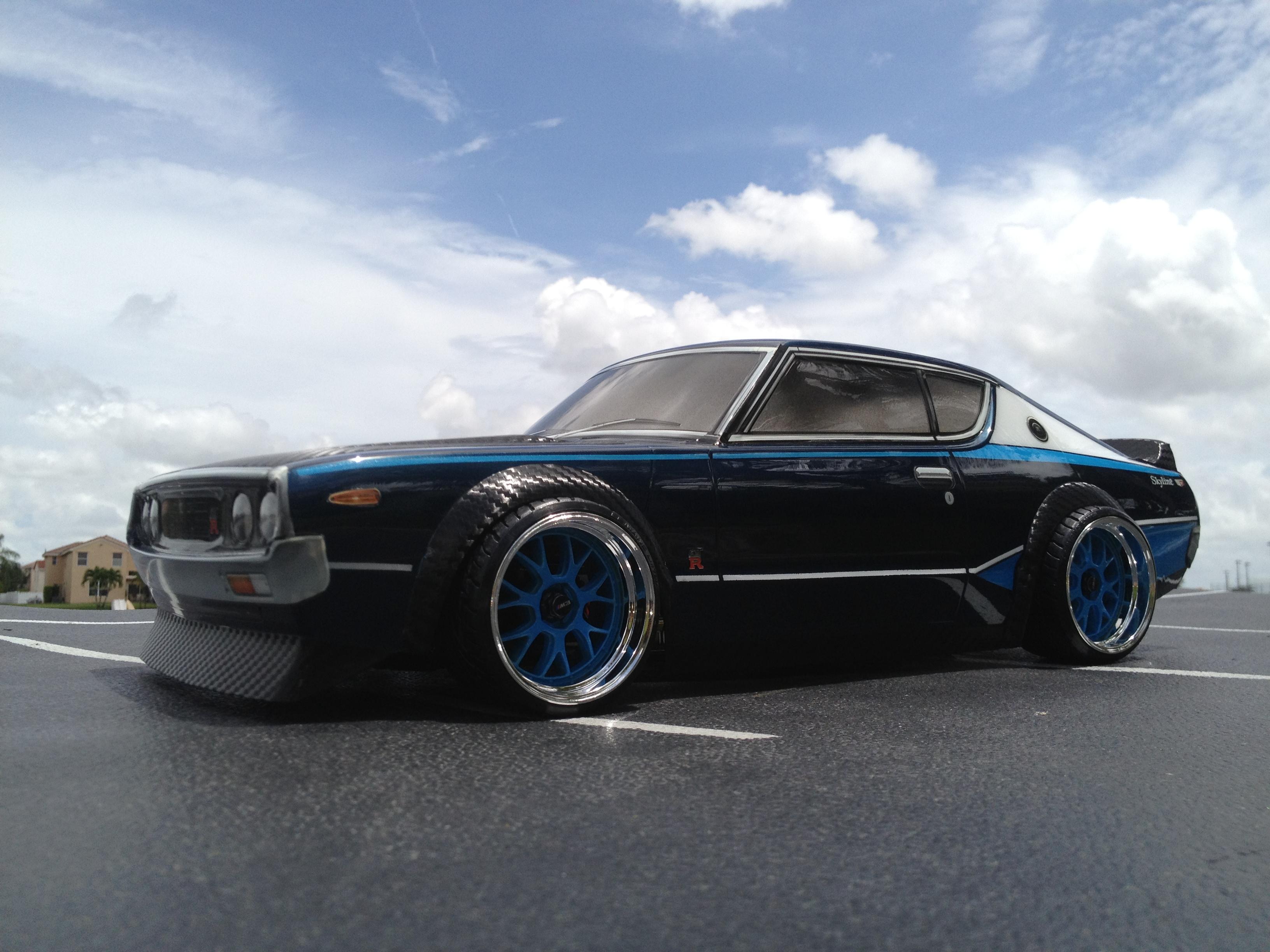 Nissan Gtr Turbo