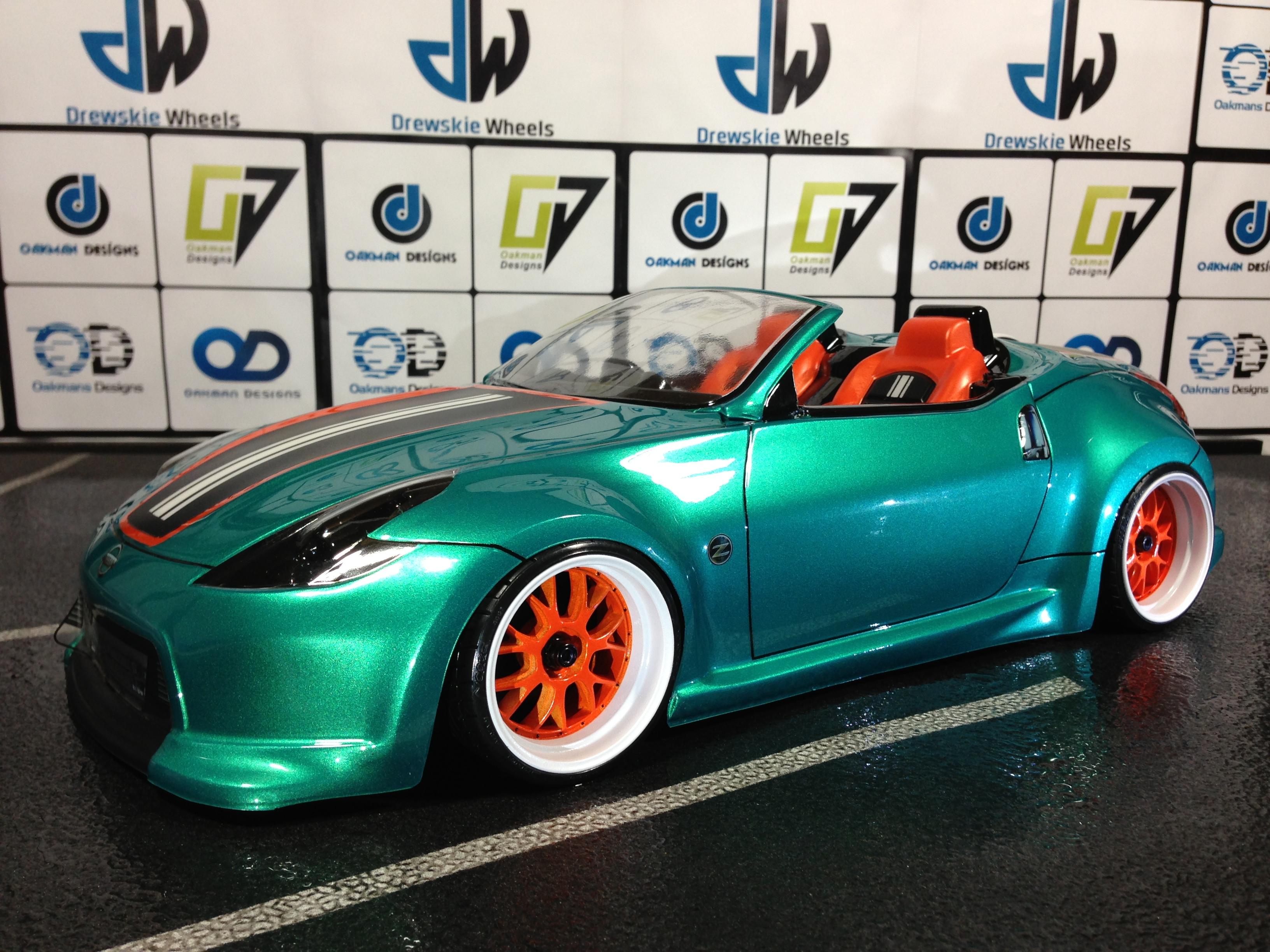 Nissan Fairlady Z >> 370Z | Oak-man Designs