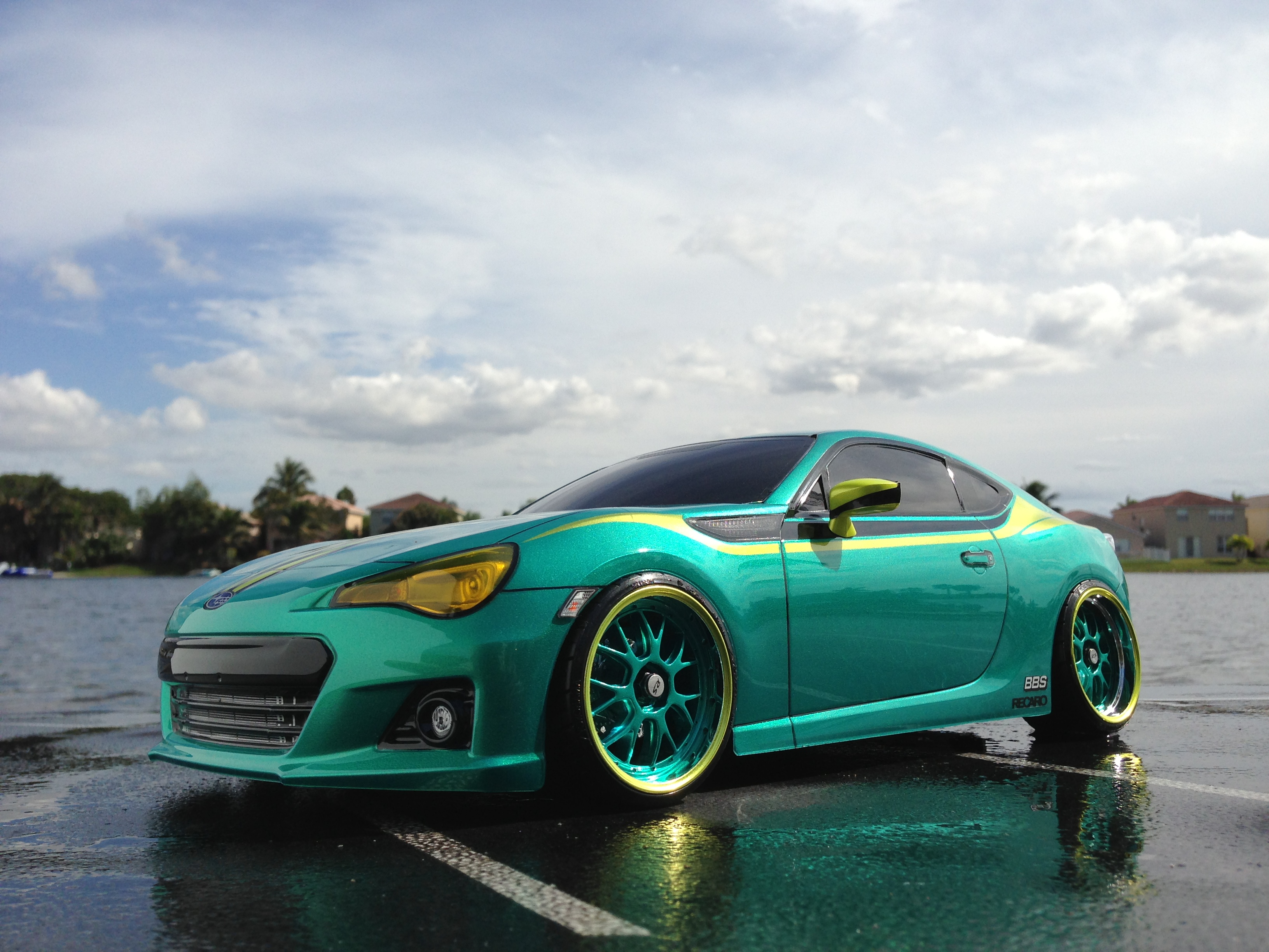 Scion fr s oak man designs - Scion frs custom ...