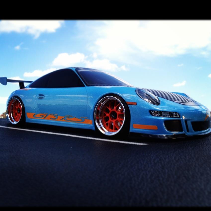 Porsche 911 Gt3: Porsche 911 Gt3 Rs