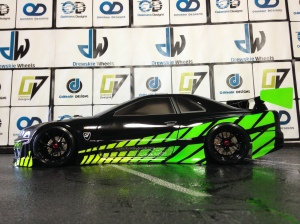 Green and black r34 109