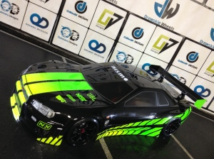 Green and black r34 115
