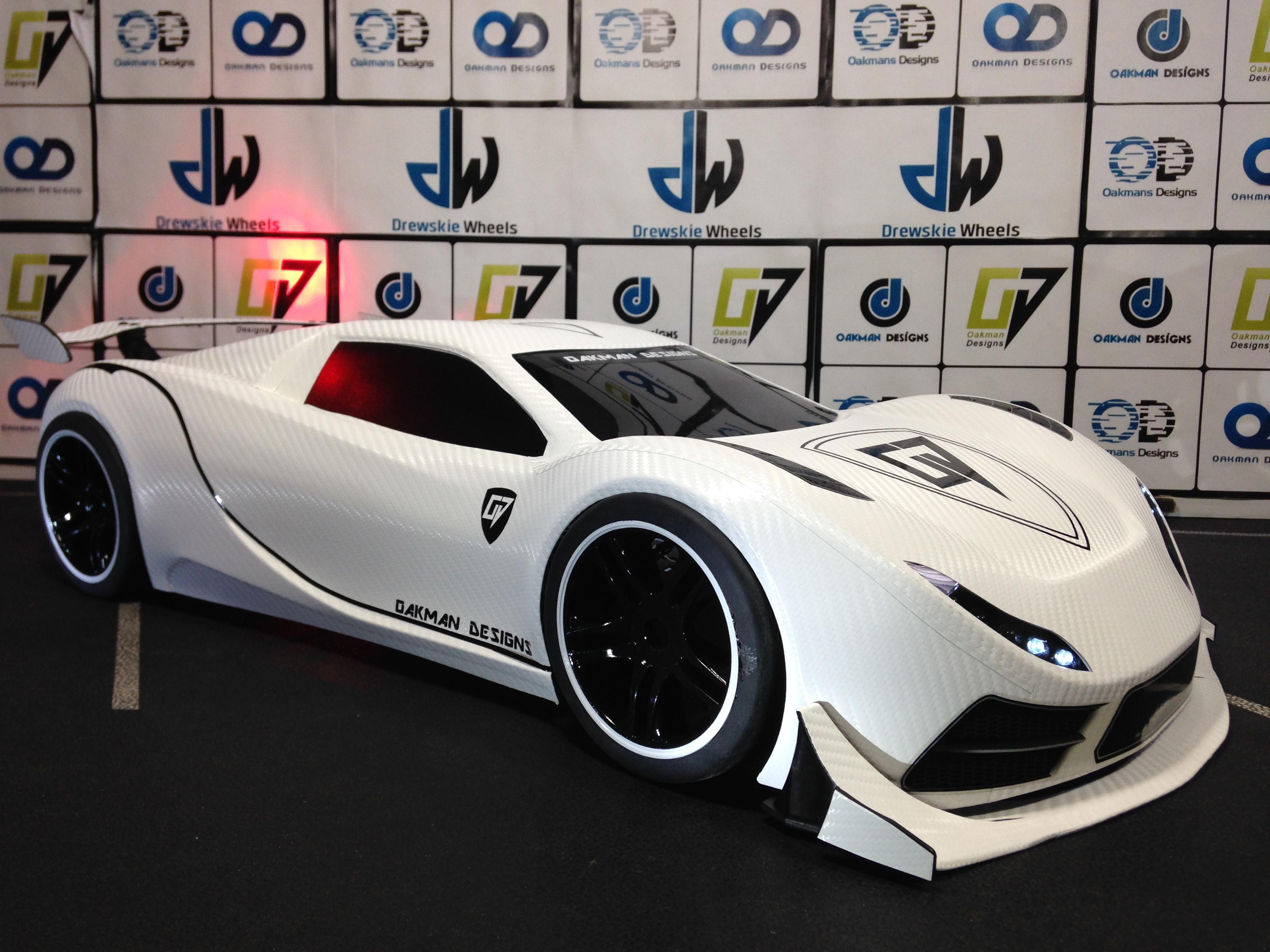 Traxxas Xo 1 Tagged 100mph Rc Car Oak Man Designs Page 2
