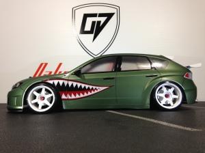 Subaru shark 1482