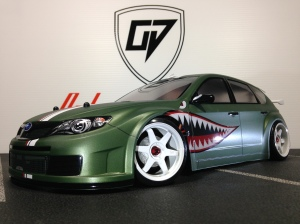 Subaru shark 1490