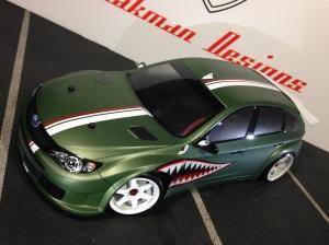 Subaru shark 1494