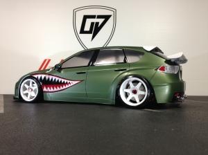 Subaru shark 1511