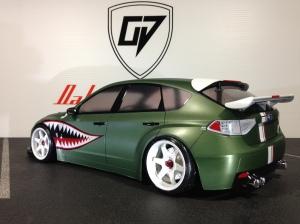 Subaru shark 1516