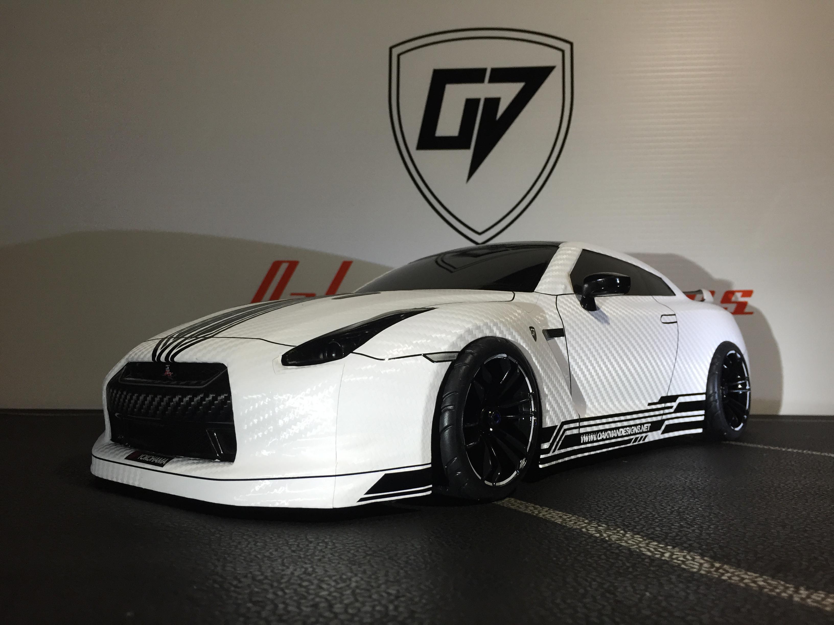Nissan GTR | Oak-man Designs